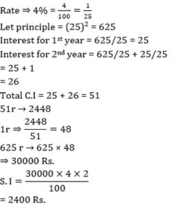 ക്വാണ്ടിറ്റേറ്റീവ് ആപ്റ്റിറ്റ്യൂഡ് ക്വിസ് മലയാളത്തിൽ(Quantitative Aptitude Quiz in Malayalam)|For IBPS and Clerk Prelims [7th October 2021]_70.1