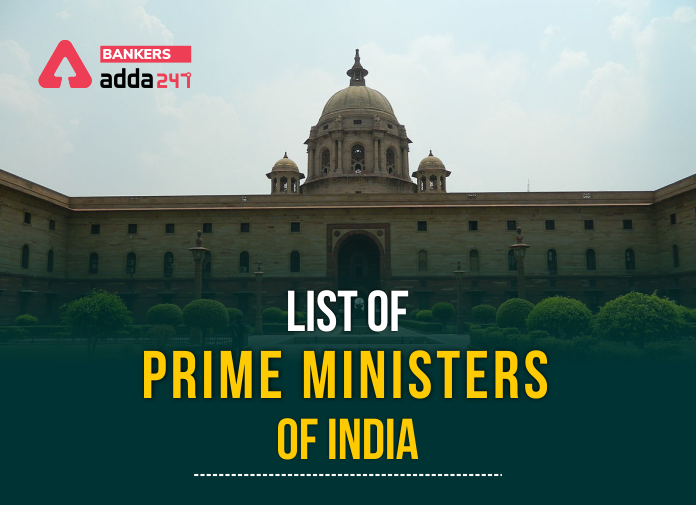 List of Prime Ministers of India From 1947-2021: KPSC Study Material_40.1