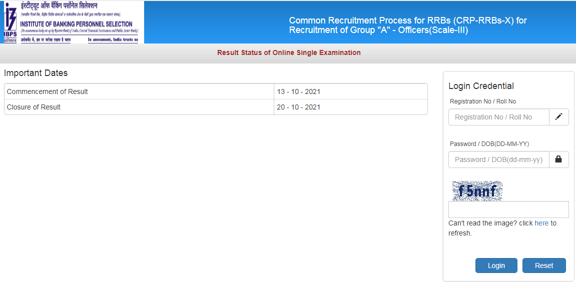 IBPS RRB Officer Scale 2 & 3 Result 2021 Out, Direct Link to Check_50.1