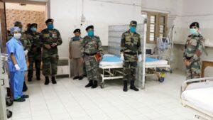 Indian Army sets up Covid Management Cell for real time response   रिअल टाइम प्रतिसादासाठी भारतीय सैन्याने कोविड मॅनेजमेंट सेलची स्थापना केली_40.1
