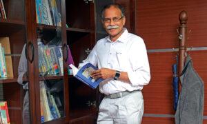 Padmakumar Nair Appointed As CEO Of National Asset Reconstruction Company | पद्मकुमार नायर यांची राष्ट्रीय मालमत्ता पुनर्निर्माण कंपनीच्या मुख्य कार्यकारी अधिकारीपदी नियुक्ती_40.1