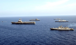 Indian and Indonesian navies conduct exercise in Arabian sea   भारतीय आणि इंडोनेशियन नौदलाचा अरबी समुद्रामध्ये सराव_40.1
