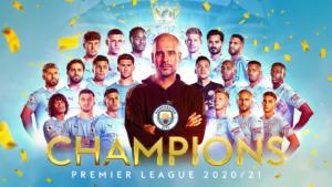 Manchester City crowned 2020-21 Premier League champions | मँचेस्टर सिटीवर 2020-21 प्रीमियर लीग चॅम्पियनचा ताज_40.1