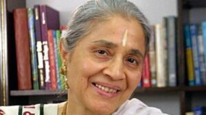 Times Group Chairperson Indu Jain Passes Away | टाईम्स ग्रुपच्या अध्यक्षा इंदू जैन यांचे निधन_40.1