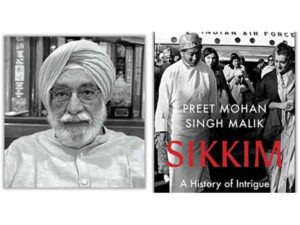 "A book titled ""Sikkim: A History of Intrigue and Alliance"" released | ""सिक्किम: अ हिस्ट्री ऑफ इंट्रिग अँड अलायन्स"" नावाचे पुस्तक प्रकाशित_40.1"