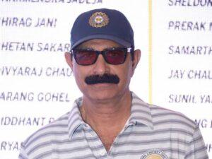 BCCI referee Rajendrasinh Jadeja passes away | बीसीसीआयचे रेफरी राजेंद्रसिंह जडेजा यांचे निधन_40.1