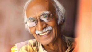 Renowned Tamil Writer and Folklorist Ki. Rajanarayanan Passes Away | प्रख्यात तमिळ लेखक आणि लोकगीत कि. राजनारायणन यांचे निधन_40.1