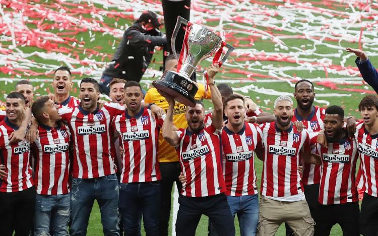 Atletico Madrid clinch La Liga title   अॅटलेटिको माद्रिदने ला लिगा विजेतेपद जिंकले_40.1