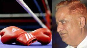 Indian boxing's first Dronacharya awardee coach O P Bhardwaj passes away | भारतीय बॉक्सिंगचे पहिले द्रोणाचार्य पुरस्कार विजेते प्रशिक्षक ओ पी भारद्वाज यांचे निधन_40.1