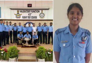 Aashritha V Olety is India's 1st woman flight test engineer   आश्रिता व्ही ऑलेटी ही भारताची पहिली महिला विमान चाचणी अभियंता आहे_40.1