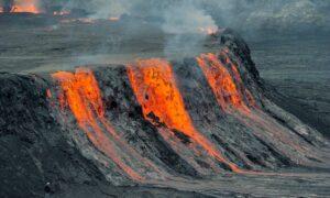 Mount Nyiragongo erupts in the Republic of Congo | रिपब्लिक ऑफ काँगो मध्ये न्यारागोंगोचा उद्रेक झाला_40.1