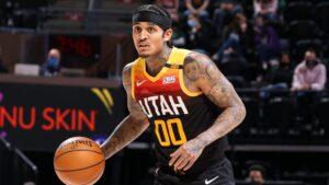 Utah Jazz's Jordan Clarkson wins 2021 Sixth Man of the Year | उटाह जॅझच्या जॉर्डन क्लार्कसनने 2021 सालचा सहावा खेळाडूचा खिताब जिंकला_40.1