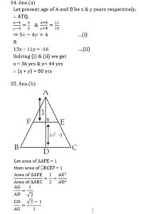 Mathematics quiz in Marathi | 23 June 2021| For MPSC and UPSC_110.1