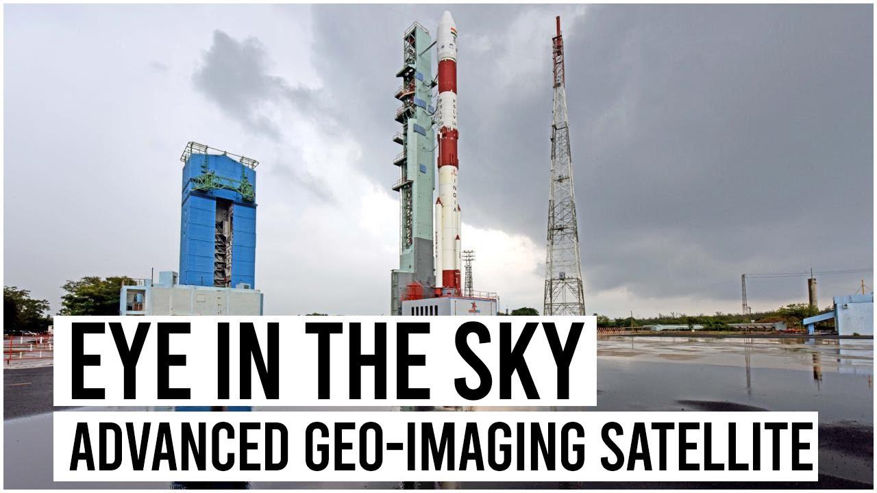 "India to launch advanced geo imaging satellite ""Gisat-1""_40.1"