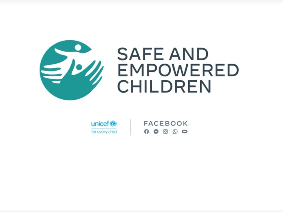 UNICEF India, Facebook to make a safer online world for children_40.1
