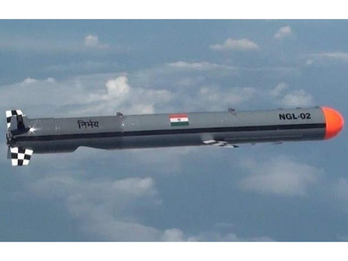 DRDO Successfully Test-Fires Nirbhay Missile_40.1