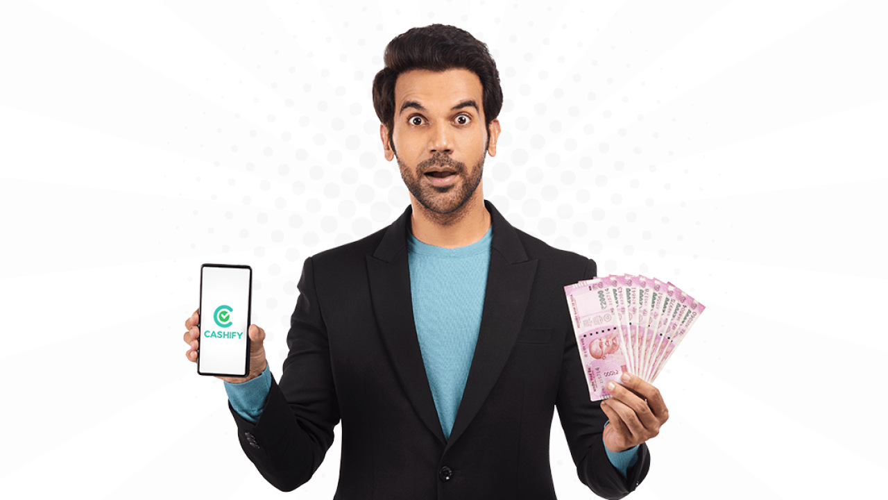 Rajkummar Rao: brand ambassador of Cashify_40.1