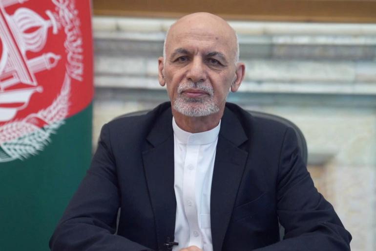Afghanistan President Ashraf Ghani steps down_40.1