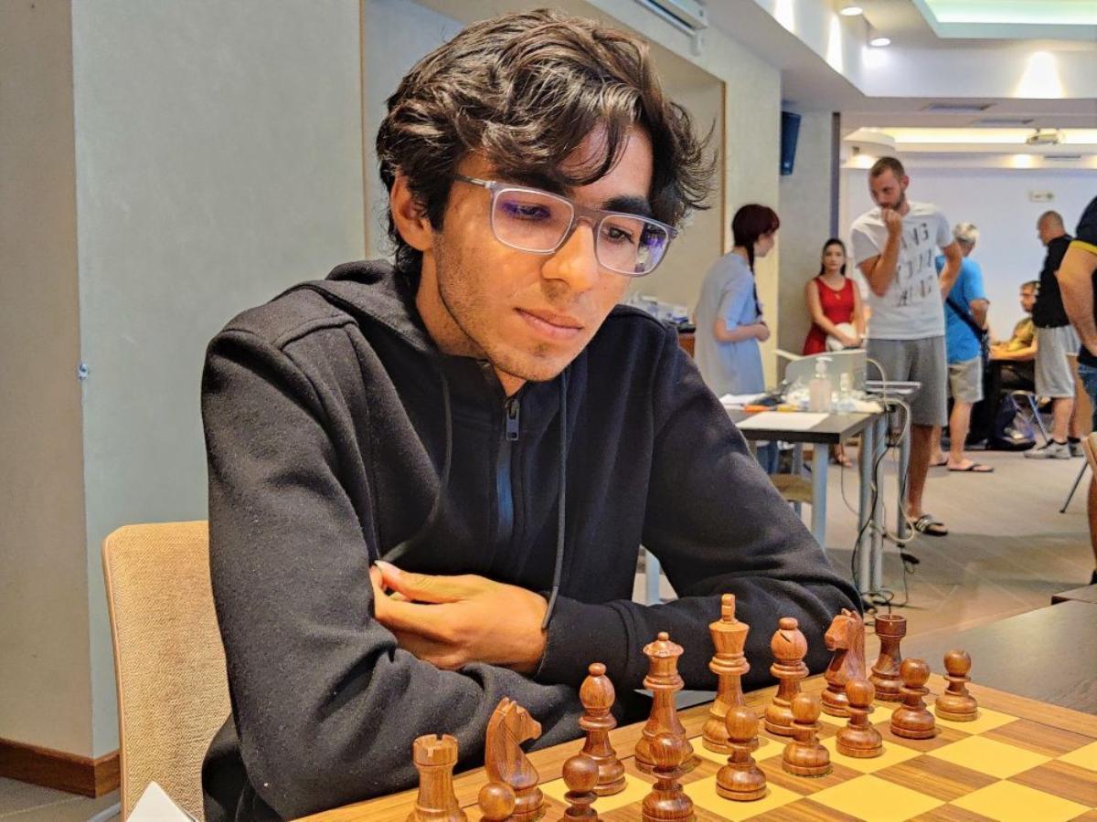 Harshit Raja: India's 69th Chess Grandmaster_40.1