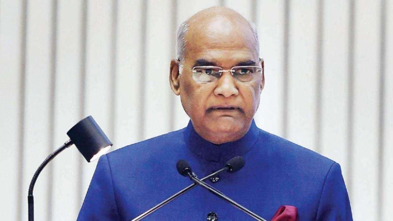 President Ram Nath Kovind confers Gallantry awards_40.1