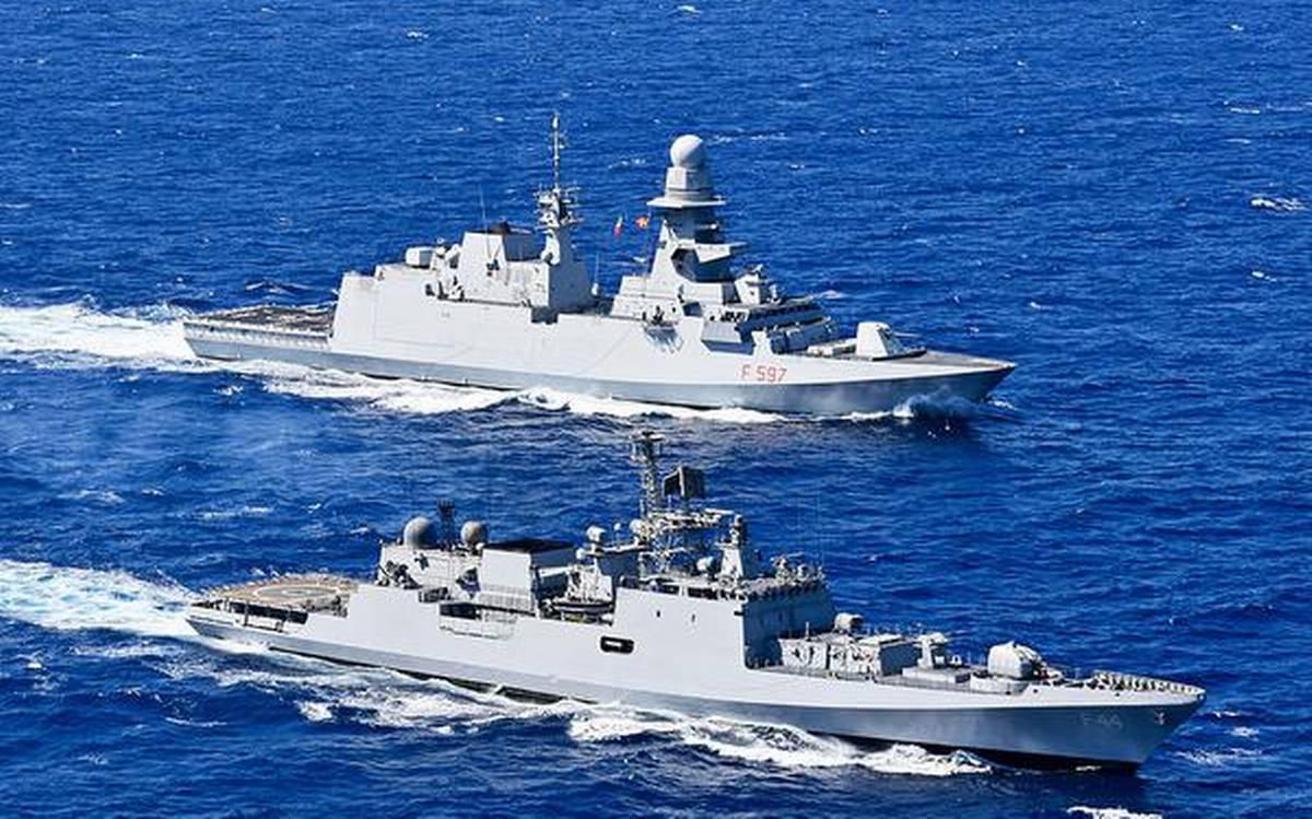 Exercise Konkan 2021   कोकण युद्धसराव 2021_40.1