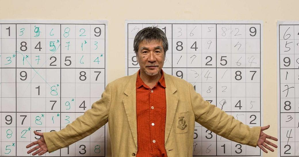 Maki Kaji, creator of Sudoku puzzle passes away_40.1