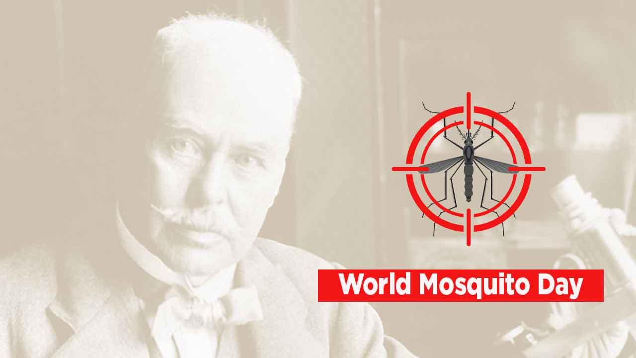 20 ऑगस्ट रोजी जागतिक डास दिन साजरा केला जातो | World Mosquito Day: 20th August_40.1