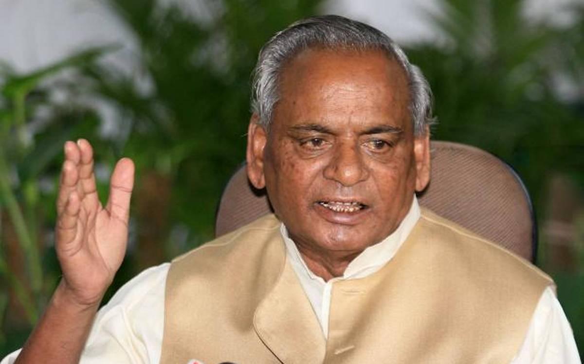 Former UP CM Kalyan Singh passes away | कल्याण सिंह निवर्तले_40.1