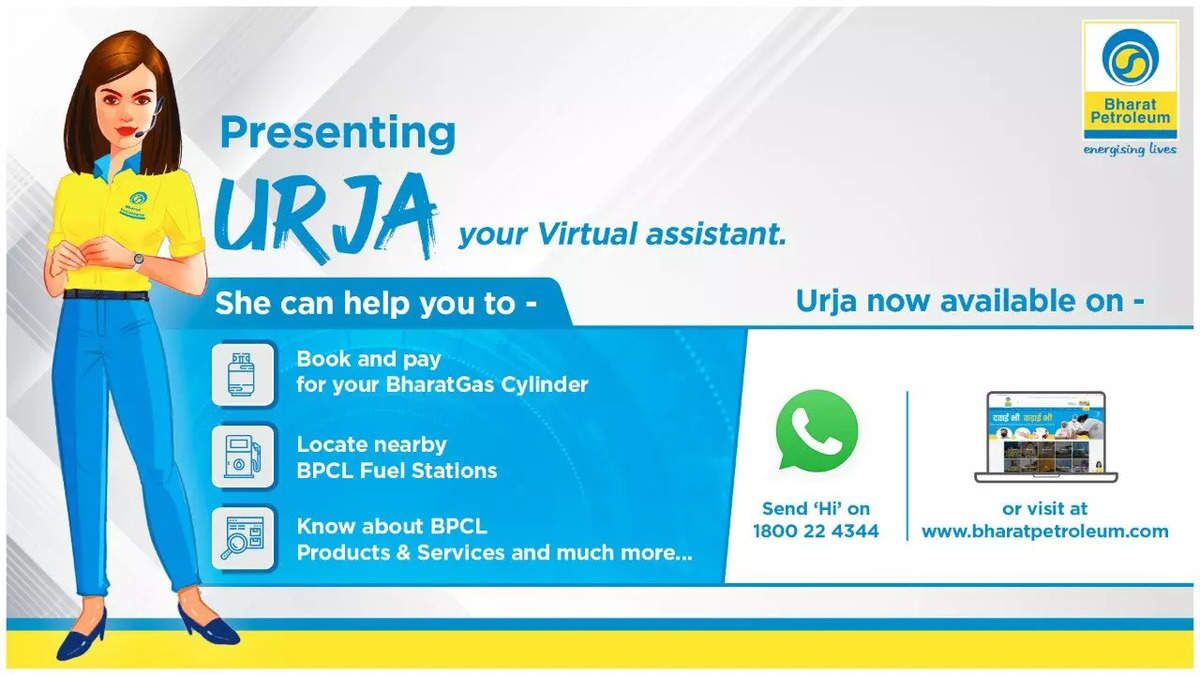 BPCL launches AI-enabled chatbot URJA_40.1