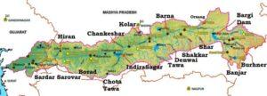 महाराष्ट्रातील महत्त्वाच्या नद्या (उगम, लांबी, क्षेत्र, उपनद्या) | Important Rivers in Maharashtra_50.1