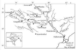 महाराष्ट्रातील महत्त्वाच्या नद्या (उगम, लांबी, क्षेत्र, उपनद्या) | Important Rivers in Maharashtra_70.1
