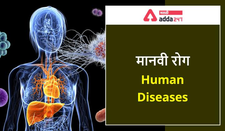 मानवी रोग: रोगांचे वर्गीकरण आणि रोगांचे कारणे | Classification of Diseases and Causes of Diseases_40.1