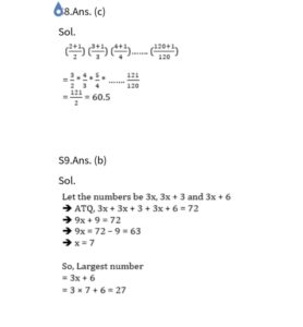 Mathematics Daily Quiz in Marathi | 5 October 2021 | For Arogya And ZP Bharati_130.1