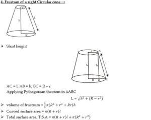 Mensuration Formula For 2D And 3D Shapes | 2D आणि 3D आकारांसाठी मेन्सुरेशन फॉर्म्युला_80.1