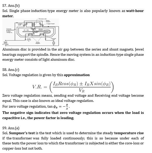 ssc-je electrical quiz  _60.1