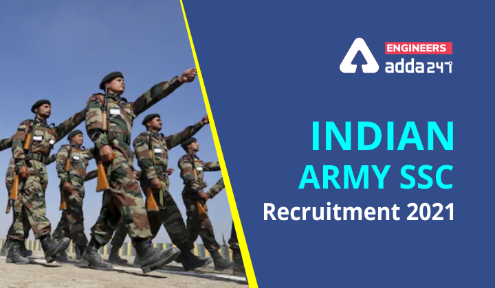 Indian Army SSC : Recruitment 2021  _40.1