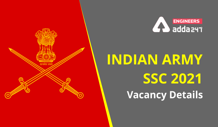 Indian Army SSC 2021: Vacancy Details |_40.1
