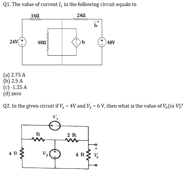 ELECTRICAL QUIZ |_40.1
