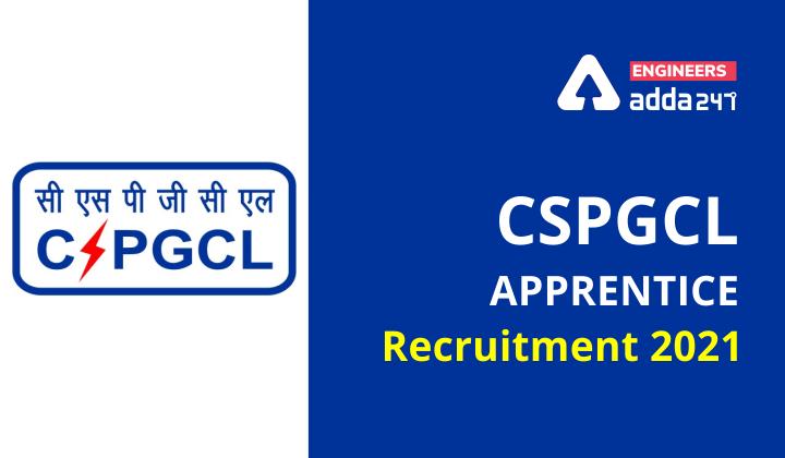 CSPGCL Recruitment 2021: Apply Online for 127 Apprentice Posts  _40.1