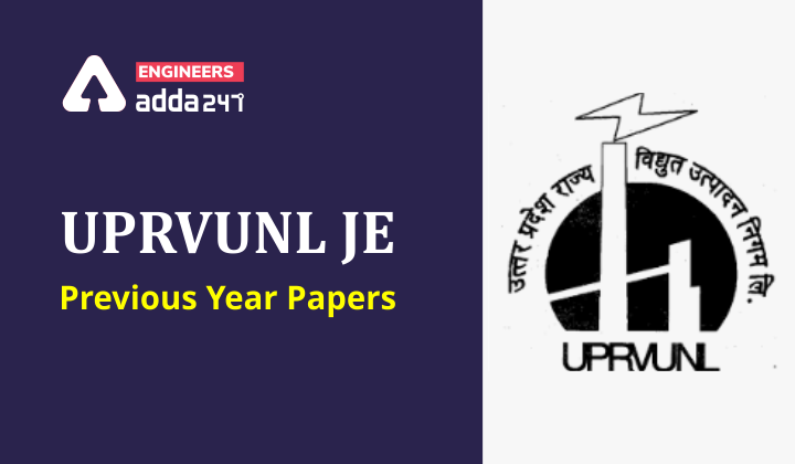 UPRVUNL JE 2021 Electrical Previous Year Papers: Download PDF |_40.1