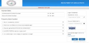 RVUNL JE Admit Card 2021, Checkout direct link to download |_40.1