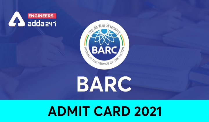 BARC OCES-2021 admit card out, check now. |_40.1