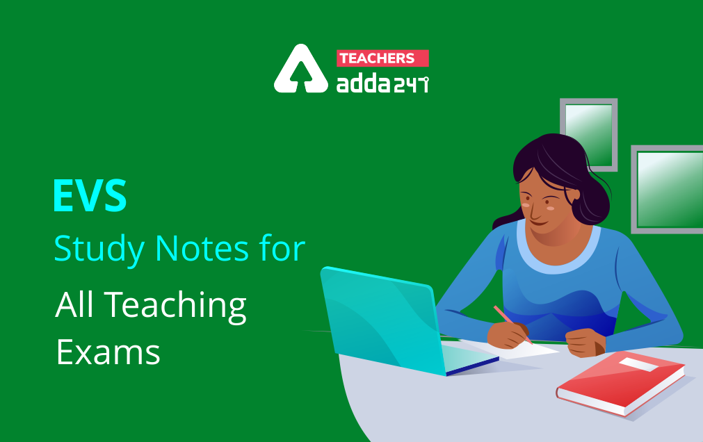 EVS Study Notes For All Teaching Exams  _20.1