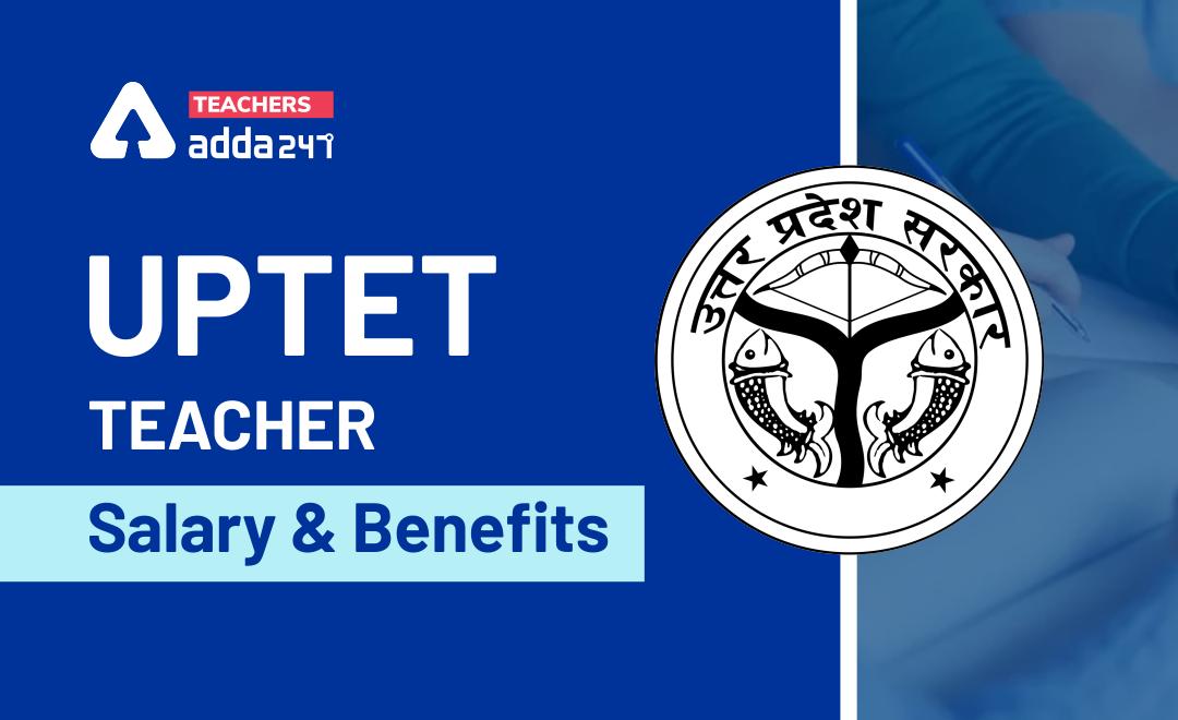 UPTET Teacher Salary 2021: In-Hand Salary, Allowance, Job Profile & Promotion_40.1