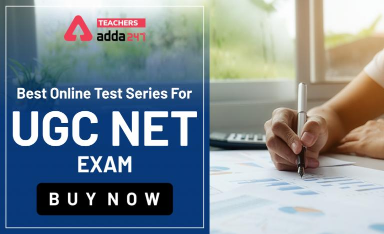 Best Online Test Series For UGC NET 2021- Prepare for UGC NET Paper-I from Online Test Series (With Solutions)_20.1