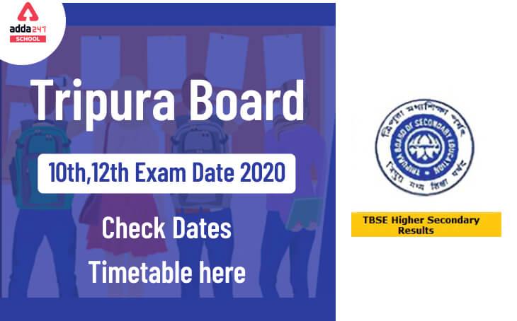 Tripura Board 10th