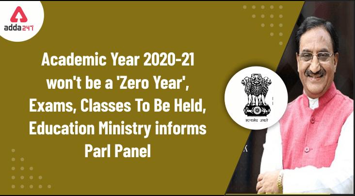 online classes Academic Year 2020-21
