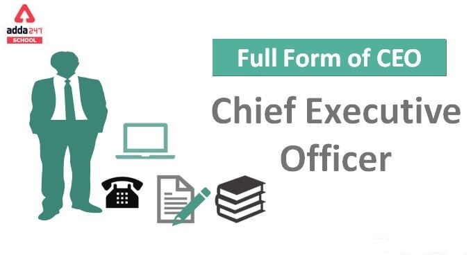 CEO Full Form | What is the Full Form of CEO in a Company?_40.1
