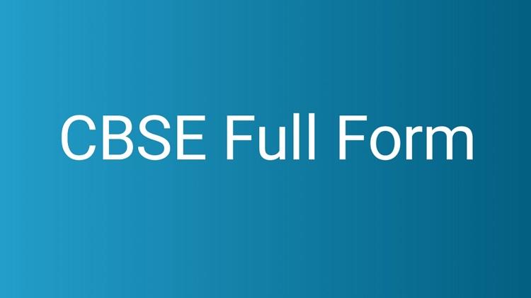 CBSE Full Form in Hindi (सीबीएसई बोर्ड का फुल फॉर्म)_40.1