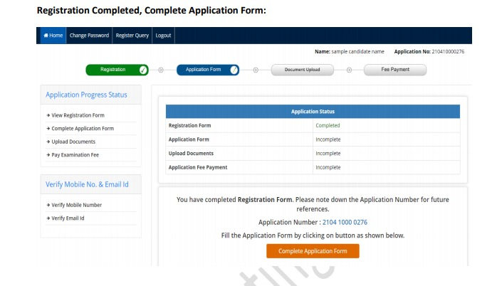 NEET 2021 Application Form (Out) - How to Apply Online_70.1